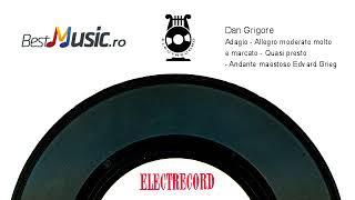 Dan Grigore  Adagio - Allegro moderato molto e marcato - Quasi presto - Andante maestosoEdvard Grieg
