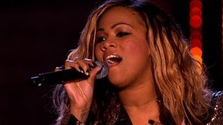 The Voice UK 2013 | Cherelle Basquine performs