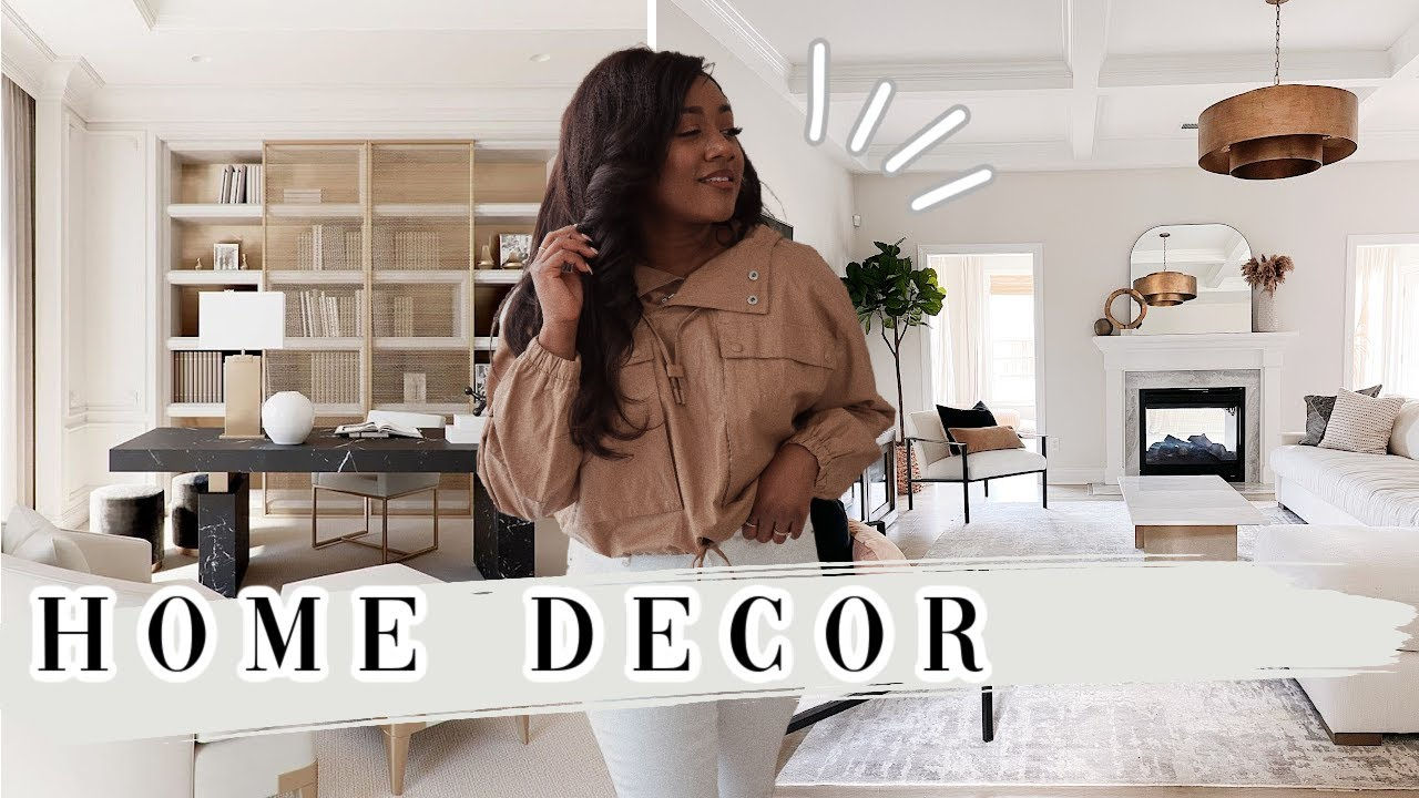 *NEW* HOME UPDATE   FALL HOME DECOR HAUL & DIY'S