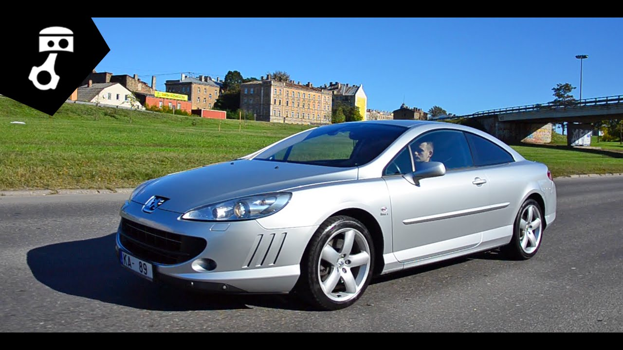 peugeot 407 coupe 2 7 hdi zhmuratv youtube. Black Bedroom Furniture Sets. Home Design Ideas