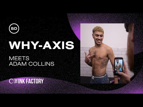 #29: Live Tattoo with Why-Axis in The Ink Factory (Soul Doubt Podcast)