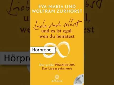 Liebe dich selbst und es ist egal, wen du heiratest YouTube Hörbuch Trailer auf Deutsch