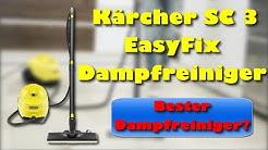 Kärcher SC 3 EasyFix Dampfreiniger - Bester Dampfreiniger ?