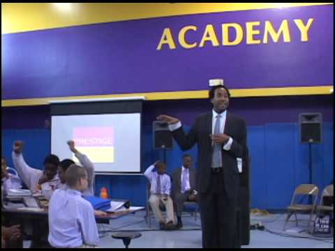 """Big Picture"" presents White House Education Official visits Prestige Academy"
