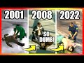 Evolution of paramedics logic in gta games 20012021