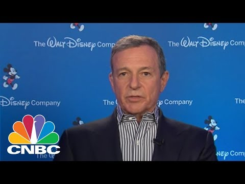 Disney CEO Bob Iger: We Will Invest In Content For Hulu | CNBC