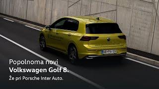 Novi Volkswagen Golf 8 | Porsche Inter Auto