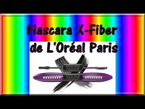 test mascara x fiber de l 39 or al paris concours ferme youtube. Black Bedroom Furniture Sets. Home Design Ideas