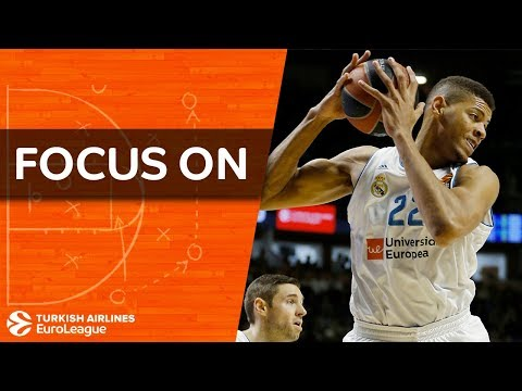 Focus on: Walter Tavares, Real Madrid