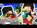 Husband and Wife | MyCraft Minecraft Survival | Part 3