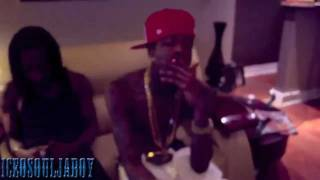 Soulja Boy - Zan With That Lean: Part 2 (Slowed Down)