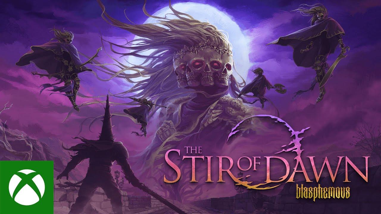 Blasphemous: Stir of Dawn - Launch Trailer