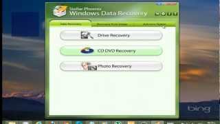 Stellar Phoenix Windows Data Recovery Professional 2013