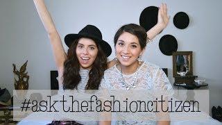 Q&A w/The Fashion Citizen #3