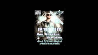 Don Chezina Vs Don Omar  (Tra) - Reemix - Dj David De Villa Adelina