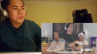 BEST SONGS OF 2016 MASHUP | Alex Aiono Cover REACTION!!! (NEW AIONO FOLLOWER!?!?)