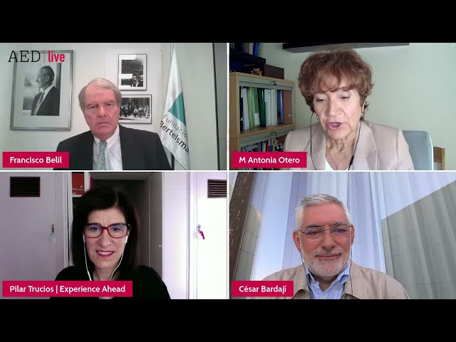Debate Online_ Segunda etapa profesional para el talento sénior
