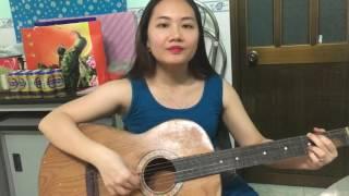 Mình yêu từ bao giờ (Miu Lê) guitar cover by Khải Hoàn