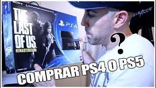 Qué és mejor Comprar PS4 o esperar ya a PS5 | 2019