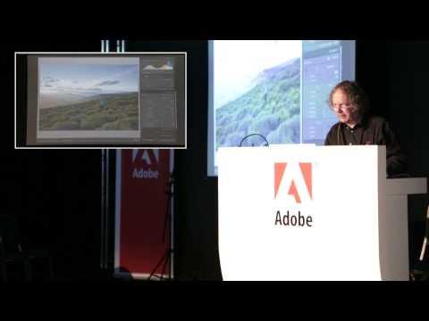 Ton Frederiks @ Adobe Theatre - Professional Imaging 2014