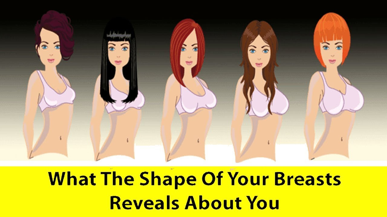 So There Are Seven Types Of Boobs In The World]