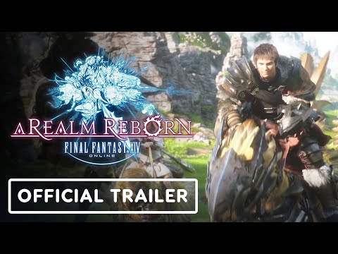 Final Fantasy XIV - Official PS5 Announcement Trailer