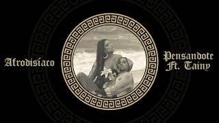 Rauw Alejandro ft. Tainy — Pensándote (Official Audio) cмотреть видео онлайн бесплатно в высоком качестве - HDVIDEO