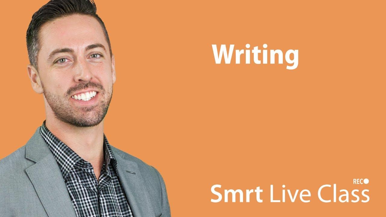 Writing - English for Academic Purposes with Josh #52