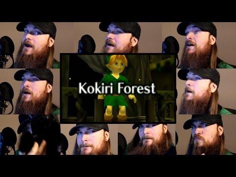 Zelda Ocarina of Time - Kokiri Forest Acapella