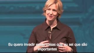 TEDTalk Brené Brown - O Poder da Vulnerabilidade 1a parte