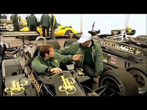 Lotus Racing at the Classic Team Lotus Festival