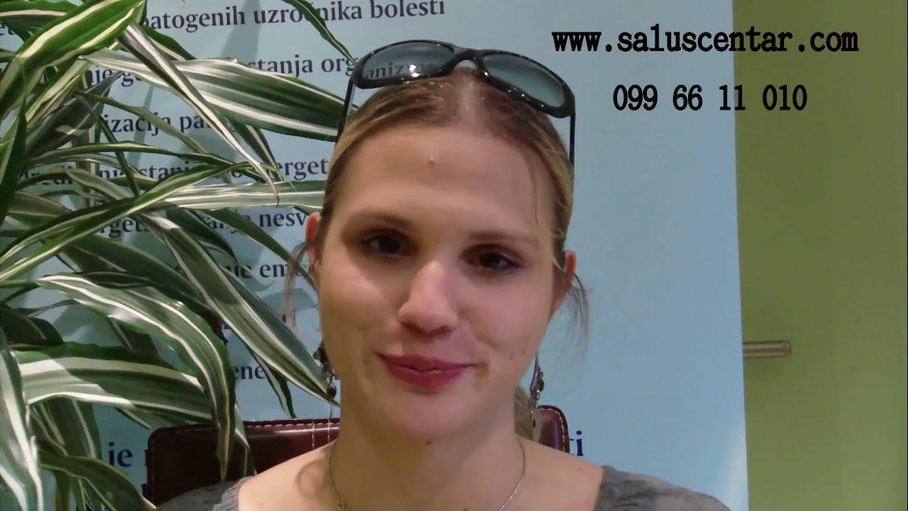 Download SALUS CENTAR - ODVIKAVANJE OD PUŠENJA - ZADOVOLJNI KORISNIK 10 - GORANA MIRKO www.saluscentar.com