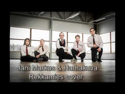 Jani Markus & Harhakuva - Rekkamies (2016)