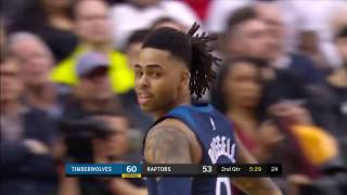 Highlights   D'Angelo Russell's First 12 Games With Timberwolves
