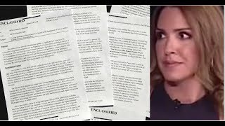 SARAH CARTER DROPS 19 PAGES OF CLASSIFIED INFO THAT WILL BRING