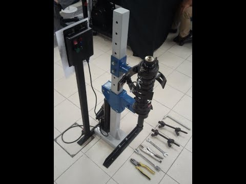 1/2 Universal Spring Absorber Opener- DJJ6143 Student Final Year Project, Malaysia Polytechnic