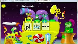 Reading Blaster Jr. Playthrough - Part 8: Beginning Sounds