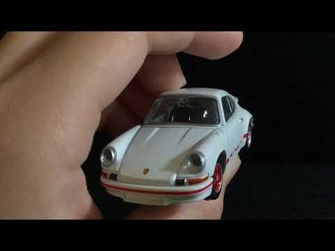Tomica Premium Review - Porsche 911 Carrera RS 2.7