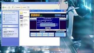 PS2: Cargar juegos desde USB para jugar por pendrive (chip virtual, piratear)