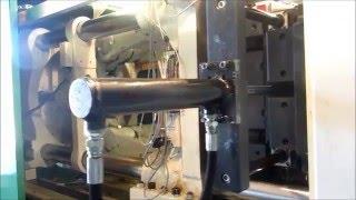 Пресс форма на пластиковый дюбель 10х200. Проектирование и изготовление пресс-форм для дюбеля.(Компания