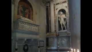 Inside of Pisa cathedral 2
