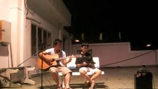 Mưa Thủy Tinh - Thiên Bình Kaka ft Lộc Nguyễn - NTT Guitar Club 18/10/2015