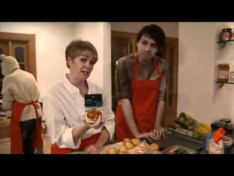 X factor cooking korma with one direction aiden grimshaw - Diva fever x factor ...