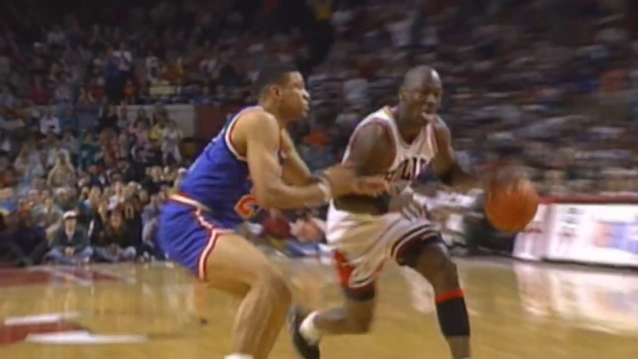 aab5f7b7a78 The Pose. The Flu Game. The Shrug. Michael Jordan's top 56 moments of his  career in honor of his 56th birthday. - Chicago Tribune