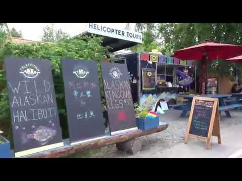 Tour Of Historic Talkeetna Alaska