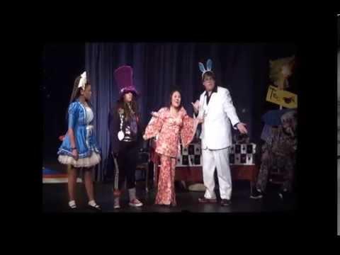 Alice in Boogie Wonderland