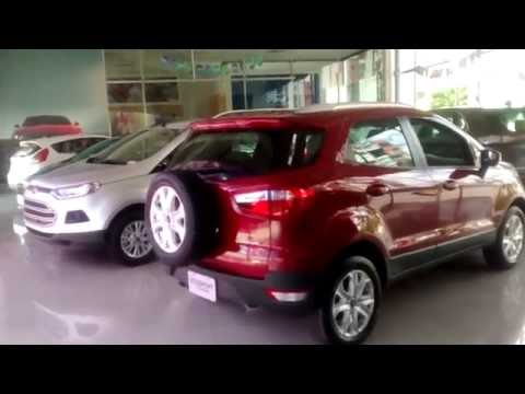 Ford Ecosport Diferencias entre S.E. y Titanium