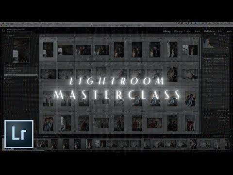 Une vidéo pour apprendre à utiliser Lightroom en 30 minutes