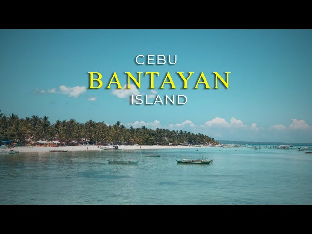 Bantayan Island Cebu in Cinematic Shot