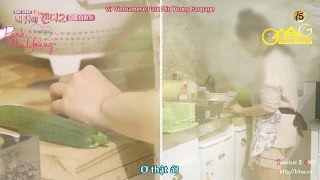 [Vietsub by SweetestHouse] Sweetheart in your ear - Preview ep 5 - Park Min Young - Lee Jun Ki